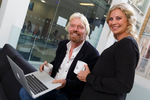 Virgin | Encourage your company to bring in their parents to work